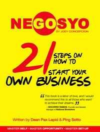 Go Negosyo: 21 Steps on How to Start Your Own Business