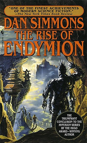 The Rise of Endymion (Hyperion Cantos, #4) by Dan Simmons