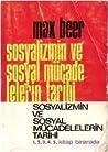 Sosyalizmin ve Sosyal Mücadelelerin Tarihi