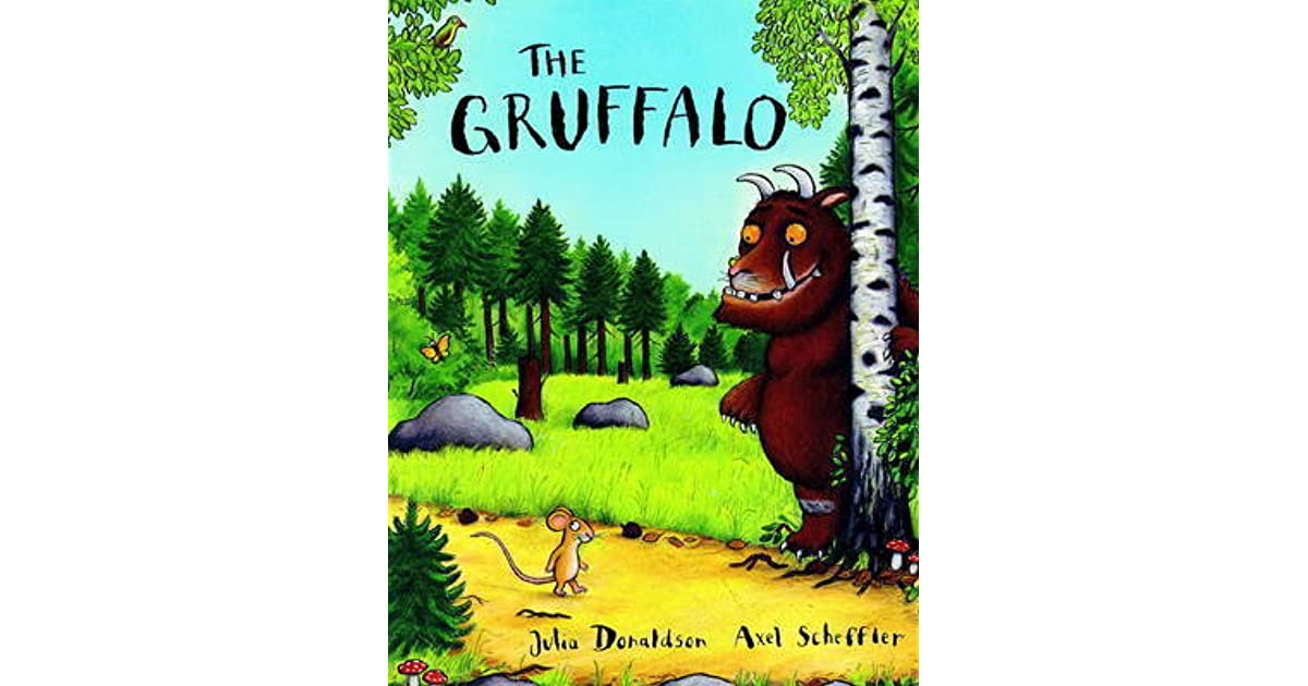 Axel Scheffler Little Library for Little Hands by the Illustrator of The Gruffalo Genuine Gruffalo!