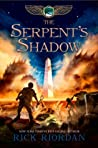 Book cover for The Serpent's Shadow (Kane Chronicles, #3)