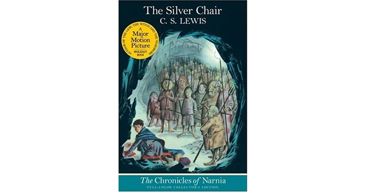 """a comparison of the chronicles of narnia and the silver chair both by c s lewis Start by marking """"the silver chair (chronicles of narnia cs lewis' the silver chair isn't nearly as but both the storyline and the underlying chris."""