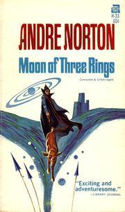 Moon of Three Rings (Moon Magic, #1)