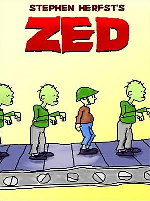Zed (Zed, #1)