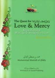 The Quest for Love & Mercy: Regulations for Wedding