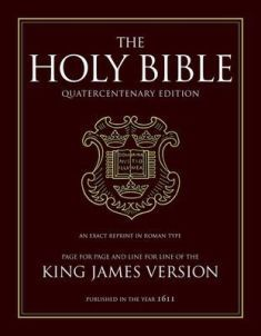 Holy Bible: King James Version by Anonymous