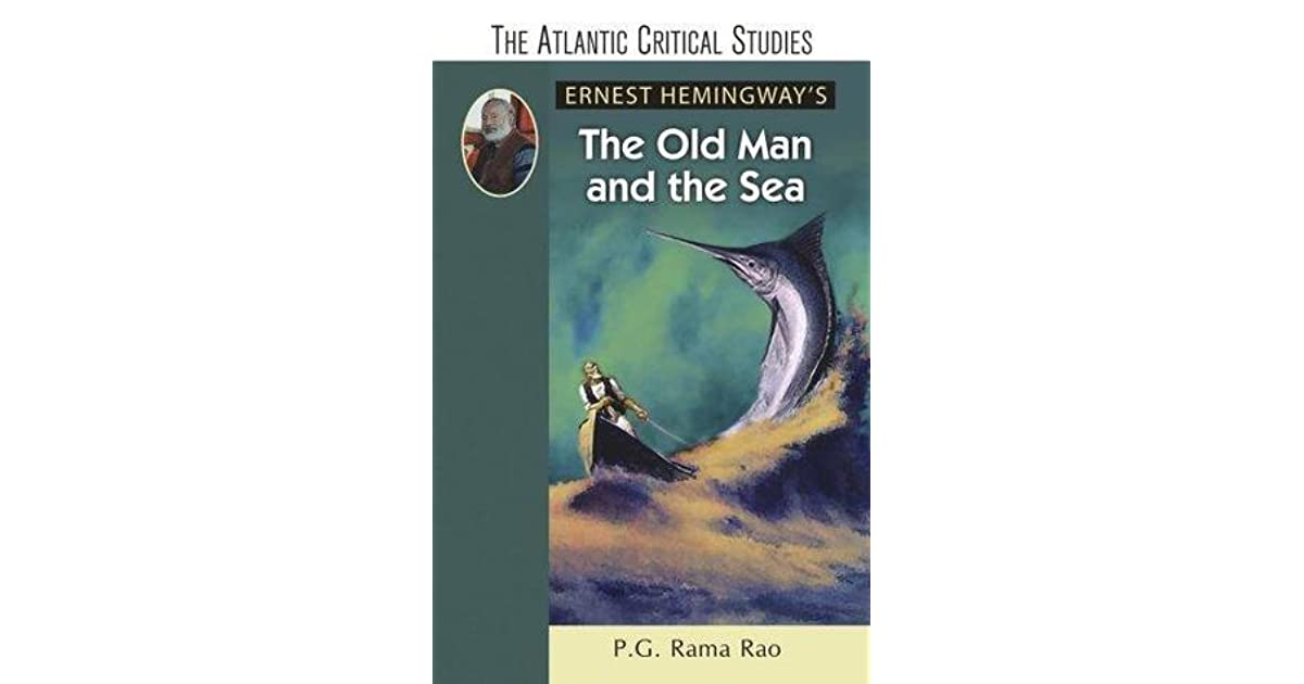 an analysis of the symbolism in ernest hemingways the old man and the sea The old man and the sea is a short novel written by the american author ernest hemingway in 1951 in cuba, and published in 1952 it was the last major work of fiction by hemingway that was published during his lifetime.