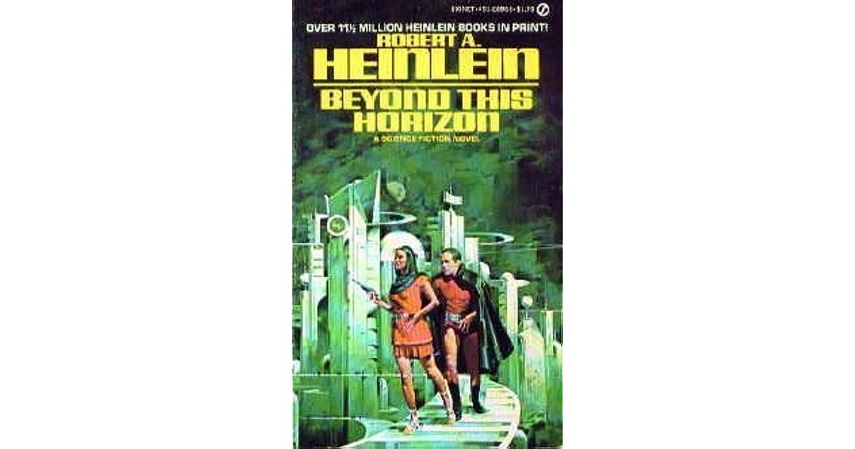Beyond This Horizon By Robert A Heinlein