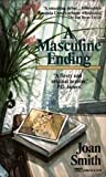 A Masculine Ending (Loretta Lawson, #1)