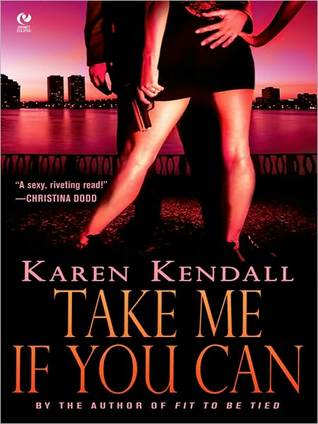 Take Me If You Can (ARTemis, Inc. #1)