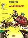 La Diligence (Lucky Luke, #32)
