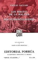 Los Piratas de la Malasia. Los Estranguladores. (Sepan Cuantos, #239)