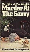 Murder at the Savoy (Martin Beck, #6)
