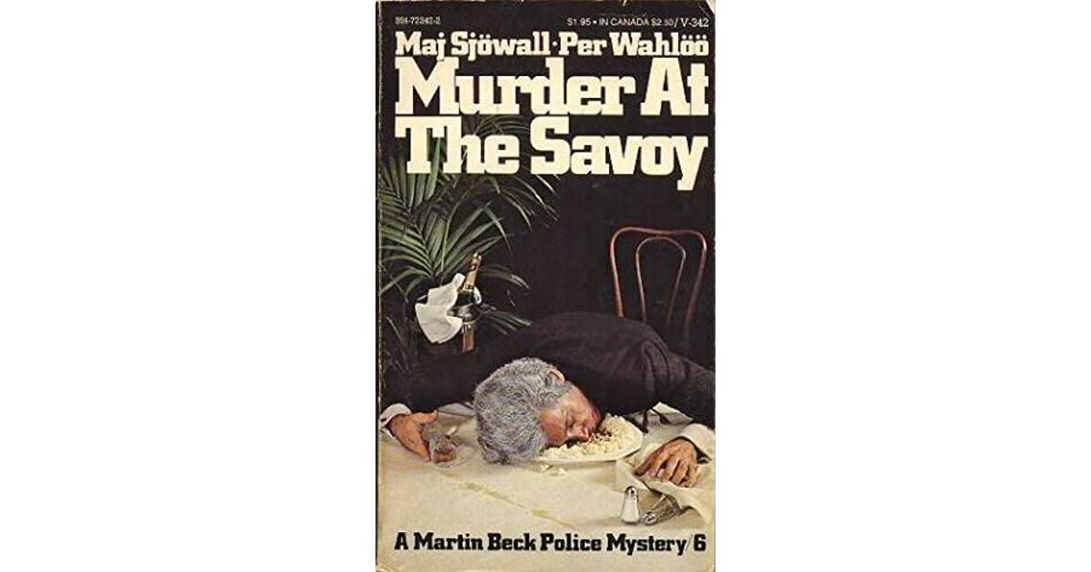 A Martin Beck Police Mystery (6)