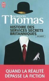 Gordon Thomas, Histoire des services secrets britanniques