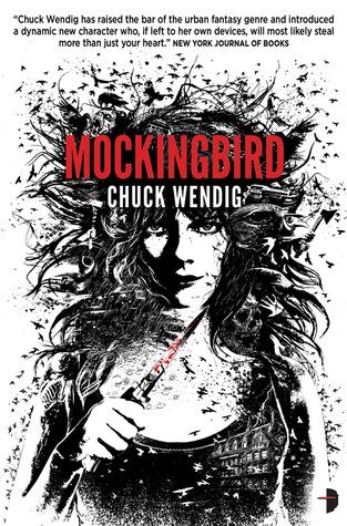 Mockingbird (Miriam Black, #2)