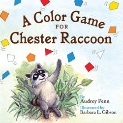 A Color Game for Chester Raccoon (Chester the Raccoon by ...