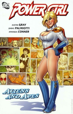 Power Girl, Vol. 2: Aliens and Apes