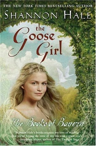 "Book cover of ""The Goose Girl"" by Shannon Hale"