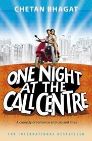 Ebook One Night At The Call Center By Chetan Bhagat