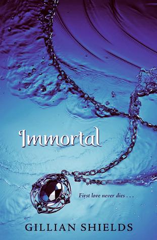 Cover Immortal (Immortal, #1) - Gillian Shields