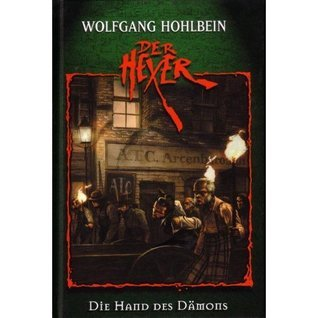 Die Hand des Dämons  by  Wolfgang Hohlbein