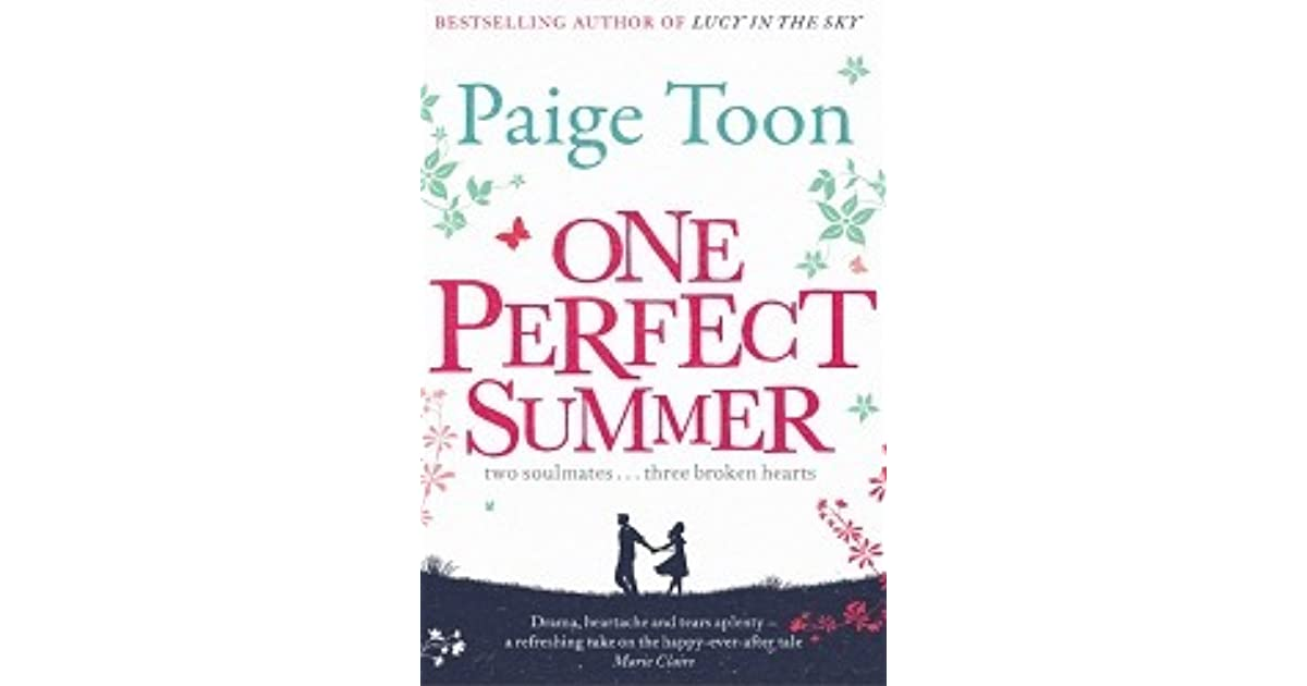 One Perfect Summer Paige Toon Pdf