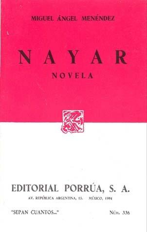 Nayar (Sepan Cuantos, #336)