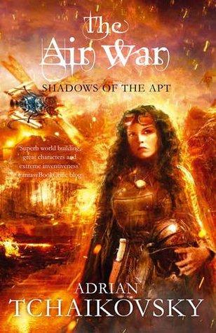 The Air War (Shadows of the Apt, #8)