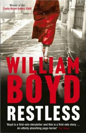 Restless by William  Boyd