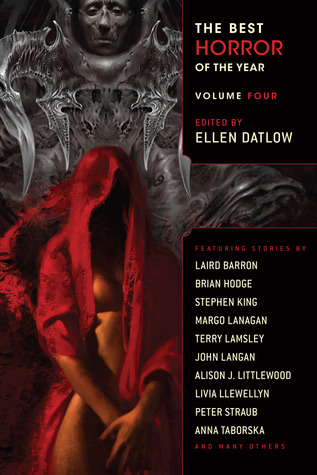 The Best Horror of the Year: Volume Four