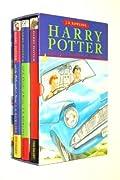 The Harry Potter trilogy