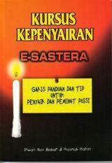 Kursus Kepenyairan e-Sastera