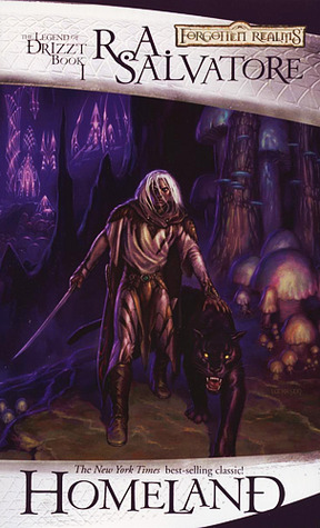 Homeland (Dark Elf #1, The Legend of Drizzt #1)
