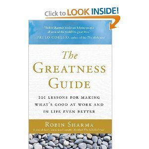 The Greatness Guide: 101 Lessons for Making What's Good at Work and in Life Even Better
