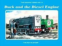 Duck And The Diesel Engine (Railway Series, #13)