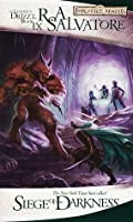 Siege of Darkness (Legacy of the Drow #3; Legend of Drizzt #9)