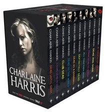 True Blood Collection (Sookie Stackhouse #1-9 and A Touch of Dead)