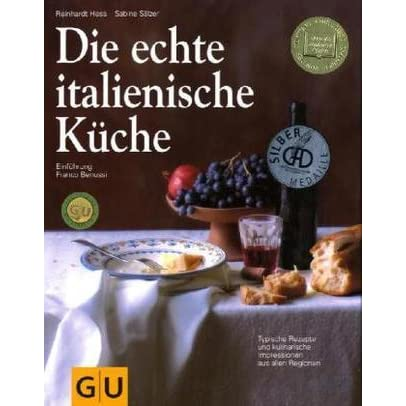 die echte italienische k che by reinhardt hess reviews discussion bookclubs lists. Black Bedroom Furniture Sets. Home Design Ideas