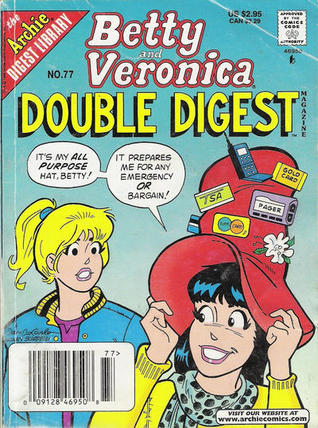Betty and Veronica Double Digest #77