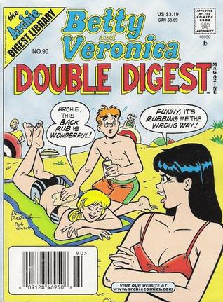 Betty and Veronica Double Digest #90
