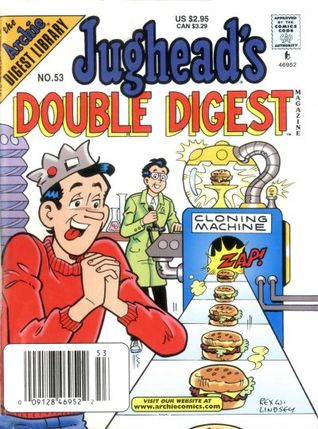 Jughead Double Digest Magazine #53