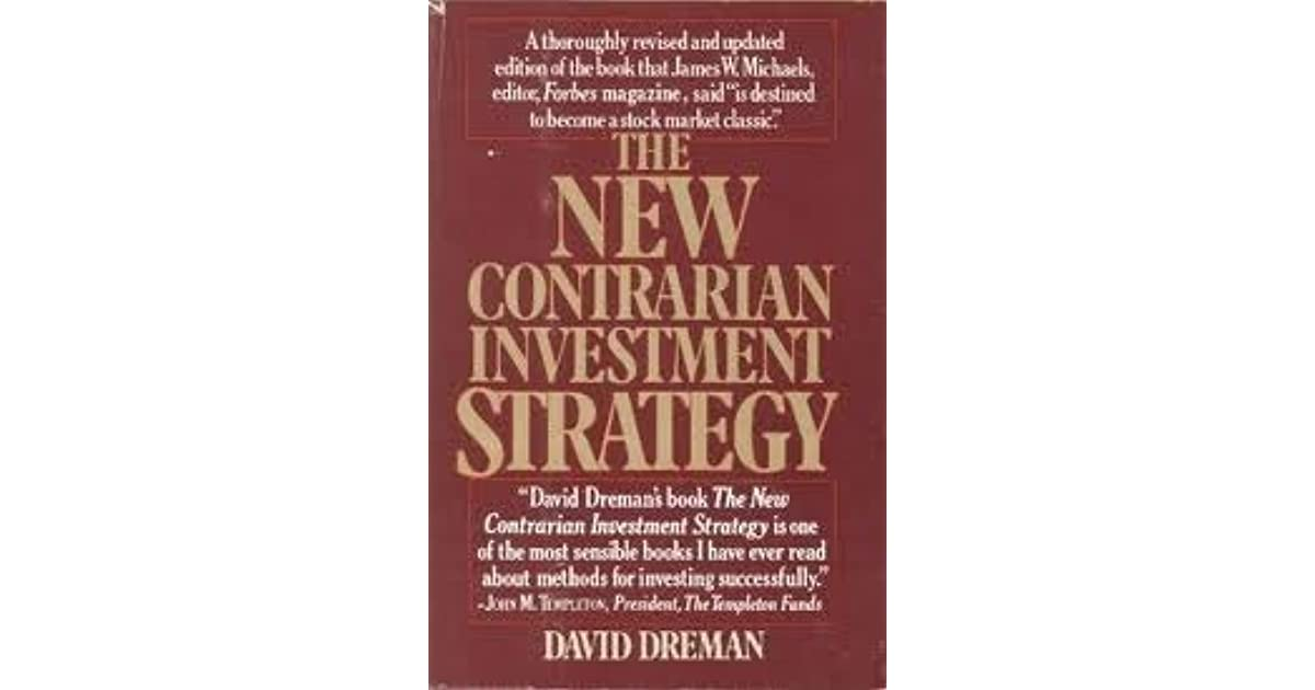 contrarian investment strategies by david dreman forbes