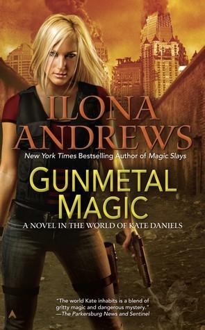 Gunmetal Magic (Kate Daniels, #5.5)