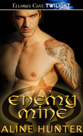 Enemy Mine (Alpha and Omega, #2)