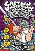 The Adventures of Captain Underpants Books 1-3