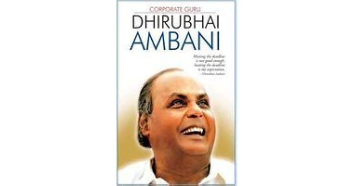 short biography of dhirubhai ambani