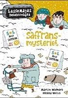 Saffransmysteriet (LasseMajas detektivbyrå, #11)