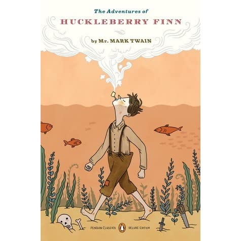 a review of mark twains the adventures of huckleberry finn