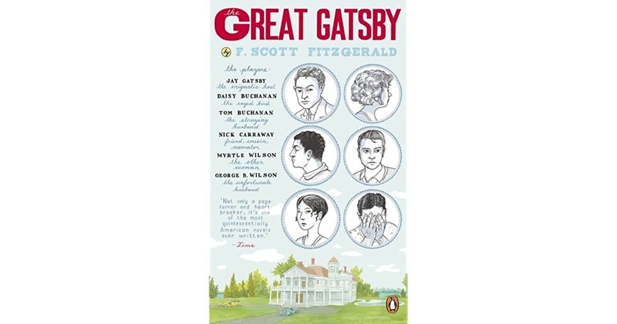 literature review the great gatsby The great gatsby essays are academic essays for citation  the great gatsby throughout literature, .